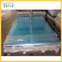 Aluminum Sheet Plate Metal Surface Protection Film , Laser Protection Film Anti Dust Manufactures