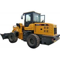 Garden Tractor Small Wheel Loader 935 2000kg Rated Load Color Customized Manufactures