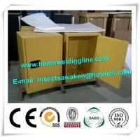 12gal Stainless Steel Fireproof Storage Cabinets / High Safety Cabinets For Flammables Manufactures