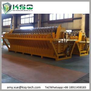 Beneficiation and Dewatering Machine Ceramic Vacuum Filter High vacuum degree Manufactures
