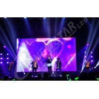 China Super Thin Rental Indoor LED Display P4mm With High Brightness on sale