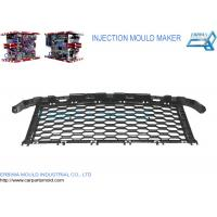 China Car Body Parts Plastic Injection Grille Mould For IATF16949 Certificated Car Grille on sale