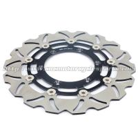 DRZ400SM Motorcycle Brake Disc Discs SUZUKI CNC Anodized Black Gold 310mm Manufactures