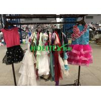 British Style Used Kids Clothes , Second Hand Kids Clothes Cotton Material Manufactures