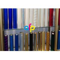 Paper Grade Hot Stamping Foil Rolls 1 Inch / 3 Inch Paper Core Various Color Manufactures