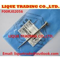 BOSCH F00RJ02056 Common rail injector valve F 00R J02 056 for 0445120106, 0445120142, 0445120232 Manufactures