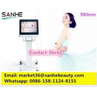 CE approved best selling diode laser vascular vein removal 980nm for beauty salon use\ Manufactures