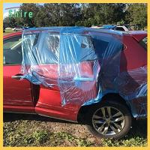 Self Adhesive Collision Wrap  Auto Windshield Wrap Auto Wreck wrap Manufactures