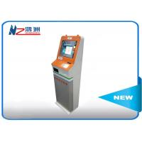 19 inch free standing LED self service kiosk with smart design Manufactures