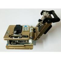 Outdoor Fiber Optic Cleaver / Knife , Fiber Optic Cutter For FTTH Cable Manufactures