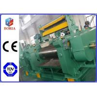 Rubber Open Mixer Rubber Processing Machine 35-60 Kg Per Time Feeding Capacity Manufactures