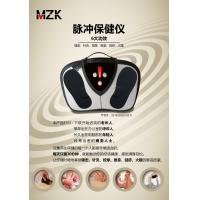 Acupuncture electric stimulation vibrating blood circulation foot massager Manufactures