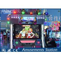Jazz Hero Arcade Jazz Drum Simulator Electric Music Game Equipment 450W 220V Manufactures
