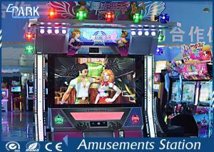 Jazz Hero Arcade Jazz Drum Simulator Electric Music Game Equipment 450W 220V Manufactures