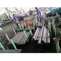 ISO f7 CK45 Custom Tie Rod / Tempered Rod With Chrome Plating Manufactures