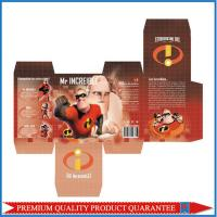 Glossy Lamination Custom Color Printed Carton Box for Play Cards Package Manufactures