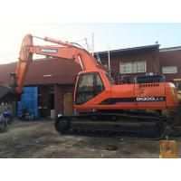 Second Hand Excavators Doosan 300-7 Excavator 3200h Working Time Manufactures