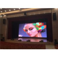 China Ultra Thin Indoor LED Video Wall 1000 Nits With Die Casting Aluminum on sale