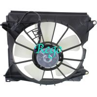 Quality New Car Radiator Cooling Fan For Honda Accord 13-16 L4 2.4L (Denso)/ V6 3.5L Engine for sale