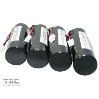 18650 Rechargeable Battery 3.7 Volt 2300mAh for Bicycle Headlight Manufactures