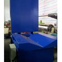 Buy cheap Hydraulic Steel Coil Slitting Turnover machine , 7.5kw 1300mm Coil Width from wholesalers