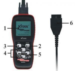 Professional 401 Diagnositc Tool , OBDII Code Scanner for VW , AUDI , SEAT , SKODA Manufactures