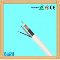 coaxial cable rg59+power cable combined siamese made in china Manufactures
