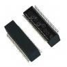 POE Ethernet transformer 10 / 100Base-T Lan Magnetics 50Pin Modules Manufactures