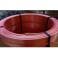 6005 TP2 Split Air Conditioner Copper Pipe / Coil Punching With API C12200 Manufactures