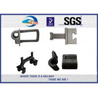 3 years Warranty customized Weld on Shoulder For Rail 50kg Rail Manufactures