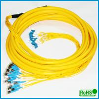 Quality CATV System Fiber Optic Patch Cables With PC / UPC / APC Connectors for sale