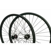 Quality Light Weight Mountain Bike Wheels With Anti Pull Carbon Fiber , Lightest Mtb for sale