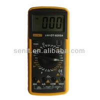Senit best digital multimeter dt9205a with capacitance test factory direct sale Manufactures
