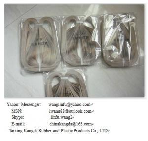 seamless ptfe coated fiberglass sealing belt Manufactures