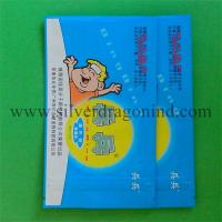 Aluminum Laminated medicine pouch with zipper Manufactures