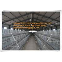 Quality Broiler Farming Galvanized Steel Sheet Silver Automatic Broiler Chicken Cage & Chicken Coop for sale