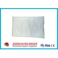 Spunlace Nonwoven Body Cleaning Wet Wash Glove Mit Small Pearl Dot Ultrasonic Bonded Manufactures