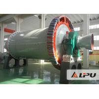 Large Energy Saving Wet Grinding Ball Mill For Copper Ore With Capacity 90-160t/h Manufactures