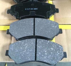 TOYOTA Cars Brake Pad OEM no. 04465-21010 Brake Pad D242 For CHEVROLET Nova Manufactures