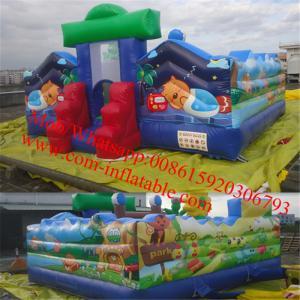 indoor inflatable playground equipment inflatable bounce-outdoor playground equipment Manufactures