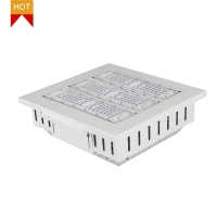 China Outdoor 200w smd recessed 150w lighting fixtures 130lm/w gas station 100w led canopy light on sale