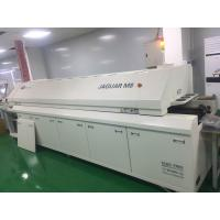 China High Capacity Lead Free Reflow Oven Mesh / Chain Conveyor For SMT Assembly Line on sale