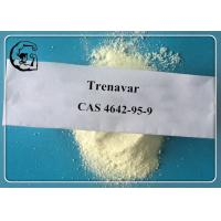 Buy cheap Prohormone Raw Powder Trendione / Trenavar CAS 4642-95-9 for Bodybuilding from wholesalers