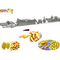 Core Filling Snack Food Extruder Machine 120-150kg/Hr Custom Voltage Available Manufactures
