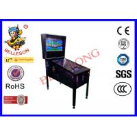 Buy cheap Shopping Mall  Pinball Machine Medium Density Fiberboard Cabinet from wholesalers