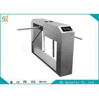 Access Control Device  Waist Height Turnstiles  High Security Pedestrian Entry System Manufactures