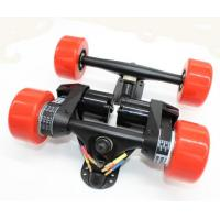 Electric Longboard skateboard Conversion Kit Rear Truck With Two Motor +front truck - Belt Drive dual 5065 motor drive Manufactures