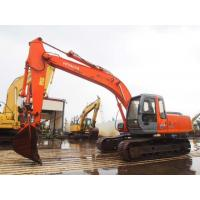 Used Hitachi Excavator Zx200 19400kg Operation Weight 0.8cbm Bucket Capacity Manufactures