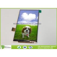 4.0 Inch 480 * 800 IPS Full Veiew TFT LCD Panel MIPI Interface Portable Navigation Display Manufactures