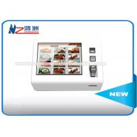 32 Inch Multi Touch Screen Wall Mounted Kiosk Terminal , Self Service Ordering Kiosks Manufactures